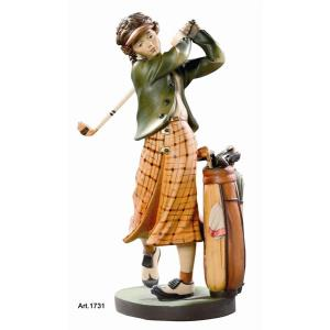Golf player ( female )