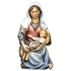 Our Lady of the Hl. Familiy sitting - 2 Pieces