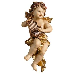 Cherub with organ