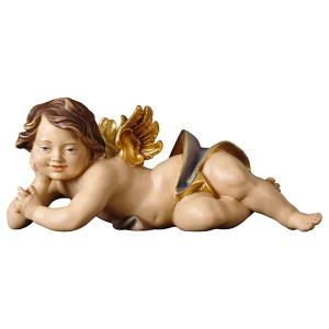 Cherub lying right side