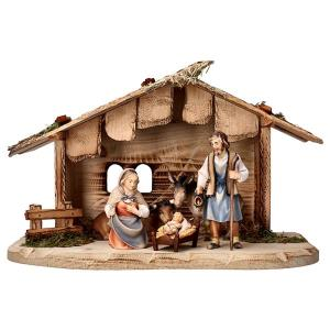 SH Shepherds Nativity Set - 7 Pieces