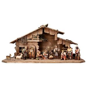SH Shepherds Nativity Set - 16 Pieces