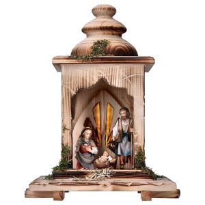 SH Shepherds Nativity Set - 5 Pieces - With light