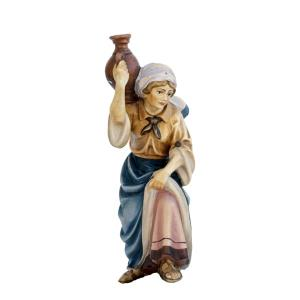 Shepherdess with waterjug